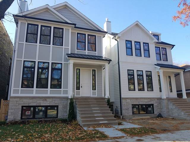 4834 N Leavitt Street, Chicago, IL 60625 (MLS #10942213) :: Property Consultants Realty