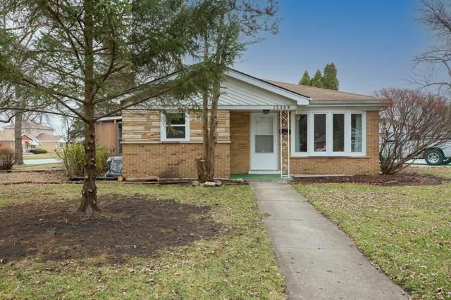 15309 Harding Avenue, Midlothian, IL 60445 (MLS #10942217) :: BN Homes Group