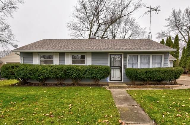 2203 Madonna Avenue, Joliet, IL 60436 (MLS #10942269) :: BN Homes Group