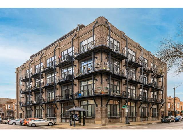 2735 W Armitage Avenue #202, Chicago, IL 60647 (MLS #10942274) :: BN Homes Group