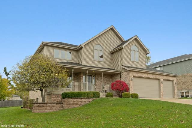 518 Deerfield Lane, New Lenox, IL 60451 (MLS #10942367) :: BN Homes Group