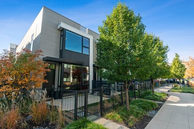 1013 N Cleveland Avenue #6, Chicago, IL 60610 (MLS #10942405) :: Ani Real Estate