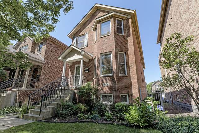 3804 S Paulina Street, Chicago, IL 60609 (MLS #10942446) :: BN Homes Group