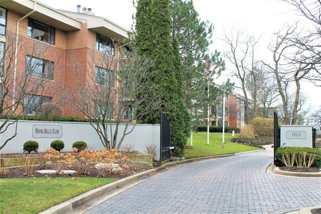 3525 S Cass Court 4TS, Oak Brook, IL 60523 (MLS #10942459) :: The Wexler Group at Keller Williams Preferred Realty