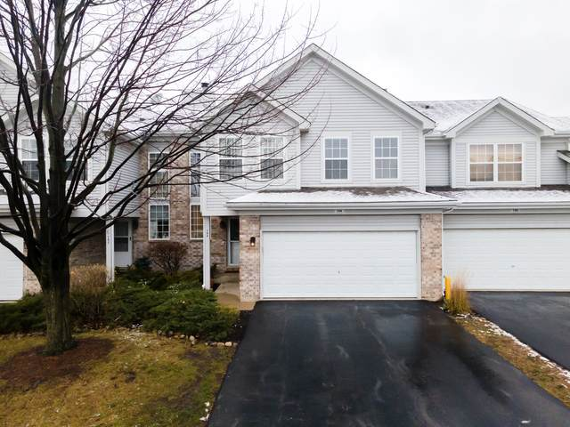 194 Cheviot Court #0, Roselle, IL 60172 (MLS #10942477) :: Angela Walker Homes Real Estate Group