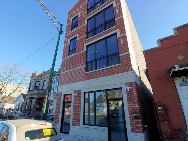 3249 S Archer Avenue #4, Chicago, IL 60608 (MLS #10942519) :: BN Homes Group