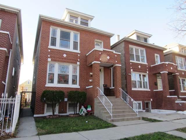 4616 S Spaulding Avenue, Chicago, IL 60632 (MLS #10942527) :: Lewke Partners