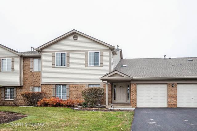 1517 Commodore Court #7, Schaumburg, IL 60193 (MLS #10942574) :: BN Homes Group