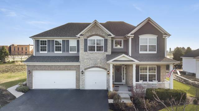 361 Bloomfield Circle E, Oswego, IL 60543 (MLS #10942612) :: Littlefield Group