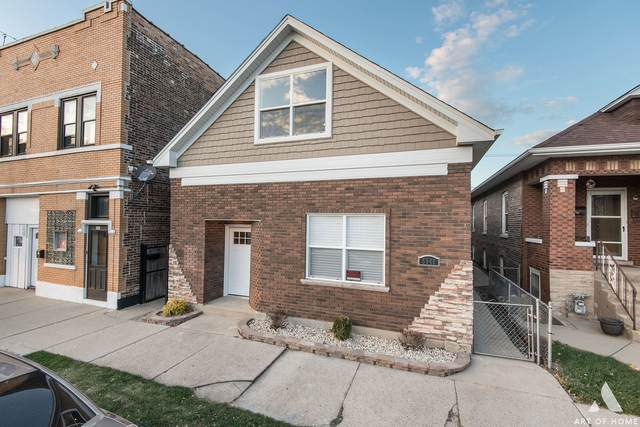 5940 W 63rd Place, Chicago, IL 60638 (MLS #10942629) :: Angela Walker Homes Real Estate Group