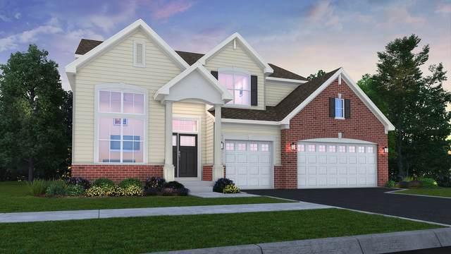 16105 S Longcommon Lane, Plainfield, IL 60586 (MLS #10942636) :: Angela Walker Homes Real Estate Group