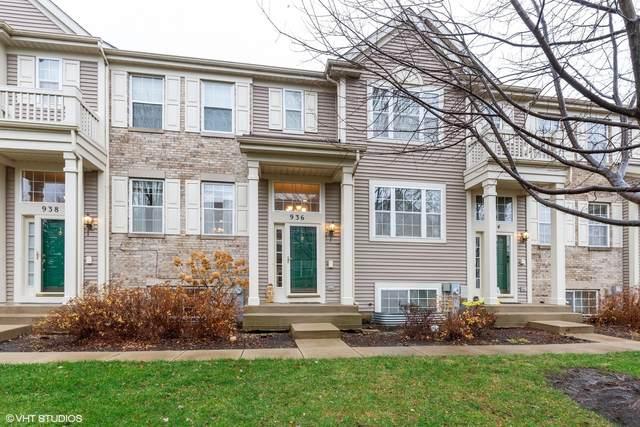 936 Clover Lane, Pingree Grove, IL 60140 (MLS #10942638) :: Angela Walker Homes Real Estate Group