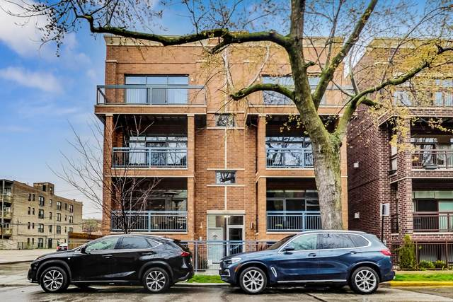 1430 W Fillmore Street 1E, Chicago, IL 60607 (MLS #10942651) :: Angela Walker Homes Real Estate Group