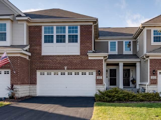 1017 Ravendale Court, Naperville, IL 60540 (MLS #10942666) :: Angela Walker Homes Real Estate Group
