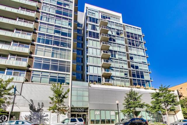 1620 S Michigan Avenue #624, Chicago, IL 60616 (MLS #10942667) :: BN Homes Group