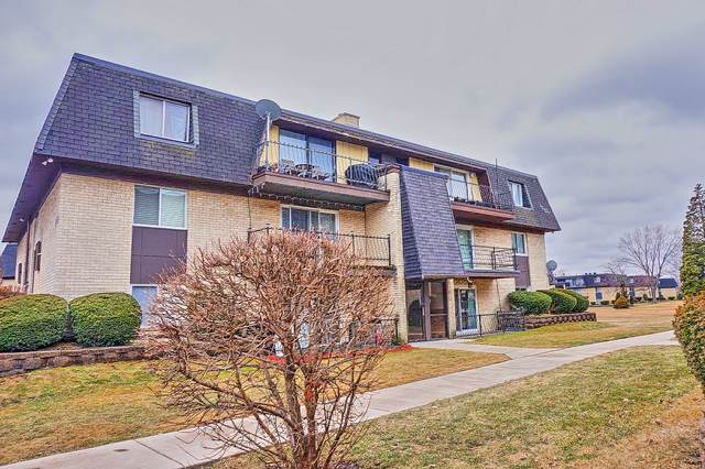 11121 S 84th Avenue 1A, Palos Hills, IL 60465 (MLS #10942773) :: Schoon Family Group