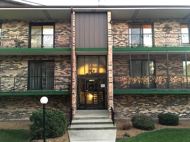 11360 Moraine Drive H, Palos Hills, IL 60465 (MLS #10942795) :: BN Homes Group