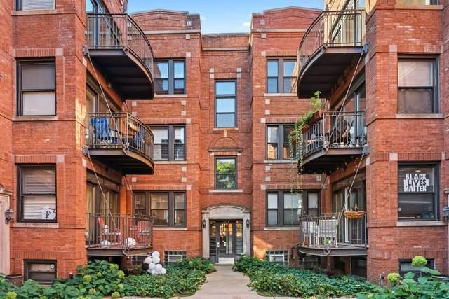 1329 W North Shore Avenue 1E, Chicago, IL 60626 (MLS #10942817) :: Lewke Partners