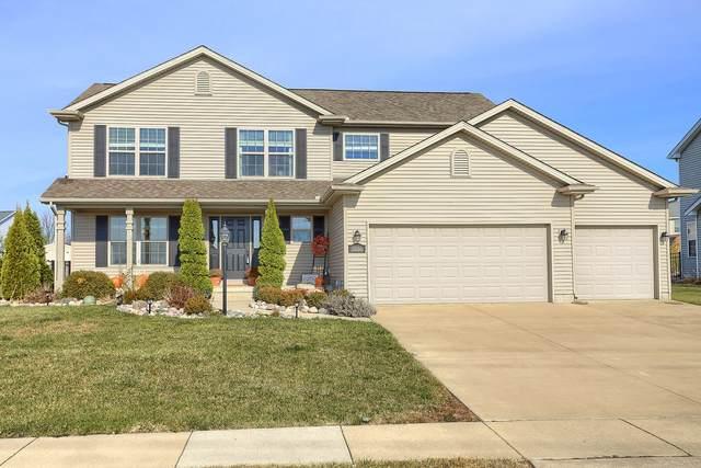 1006 Peters Drive, ST. JOSEPH, IL 61873 (MLS #10942835) :: Ryan Dallas Real Estate