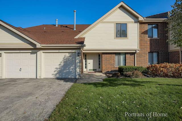 831 E Carriage Lane #2, Palatine, IL 60074 (MLS #10942914) :: Littlefield Group