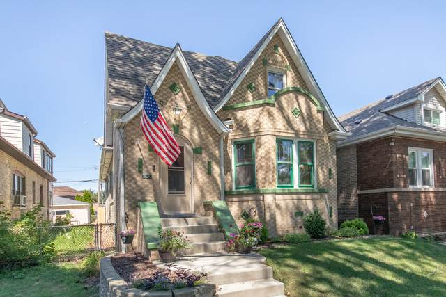 6340 W Hyacinth Street, Chicago, IL 60646 (MLS #10942968) :: BN Homes Group