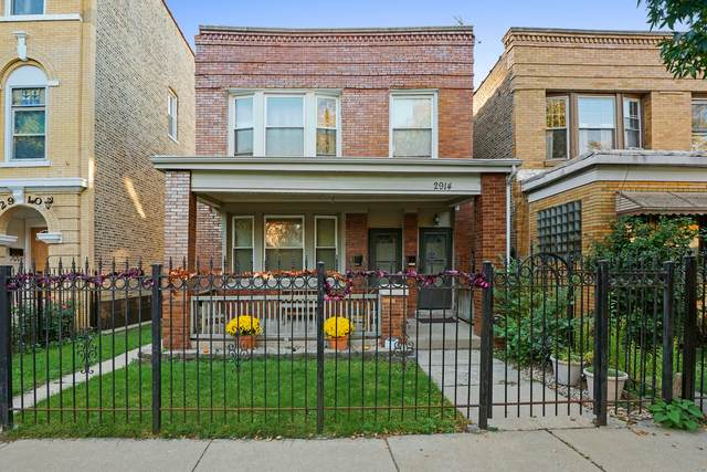 2914 N Rockwell Street, Chicago, IL 60618 (MLS #10942983) :: BN Homes Group