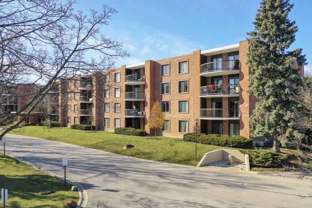 1405 E Central Road 421C, Arlington Heights, IL 60005 (MLS #10942996) :: Helen Oliveri Real Estate