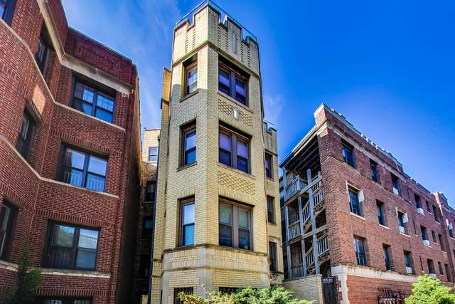 920 W George Street, Chicago, IL 60657 (MLS #10943015) :: Helen Oliveri Real Estate