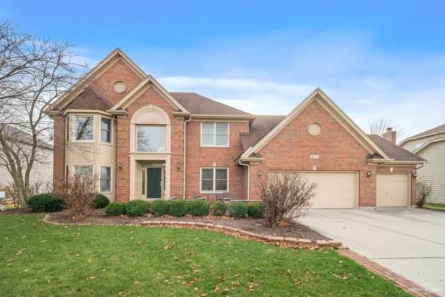 3657 Monarch Circle, Naperville, IL 60564 (MLS #10943051) :: Suburban Life Realty