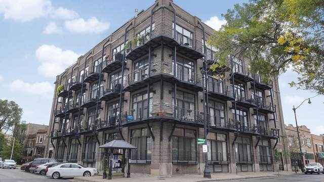 2735 W Armitage Avenue #108, Chicago, IL 60647 (MLS #10943106) :: Angela Walker Homes Real Estate Group