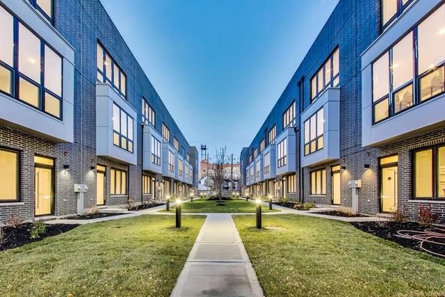 525 N Bishop Street #12, Chicago, IL 60642 (MLS #10943110) :: Ani Real Estate