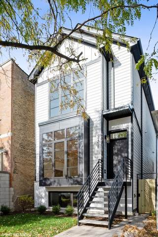 2458 W Berteau Avenue, Chicago, IL 60618 (MLS #10943126) :: Property Consultants Realty