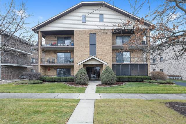 8148 168th Place 2E, Tinley Park, IL 60477 (MLS #10943154) :: BN Homes Group