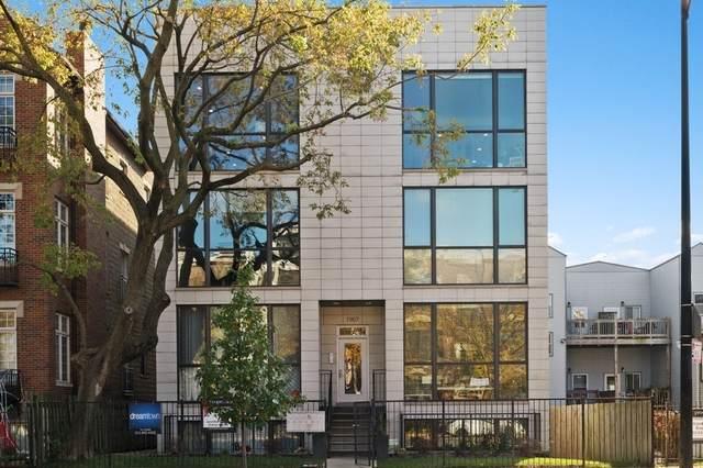 1907 W Armitage Avenue 3E, Chicago, IL 60622 (MLS #10943157) :: Touchstone Group