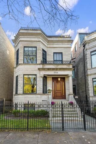 3758 N Magnolia Avenue, Chicago, IL 60613 (MLS #10943158) :: Helen Oliveri Real Estate