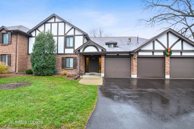11126 Cottonwood Drive 11A, Palos Hills, IL 60465 (MLS #10943175) :: The Wexler Group at Keller Williams Preferred Realty