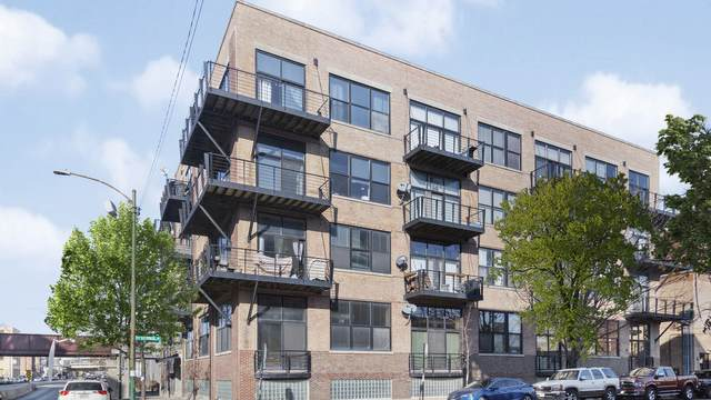 1751 N Western Avenue #206, Chicago, IL 60647 (MLS #10943179) :: Angela Walker Homes Real Estate Group