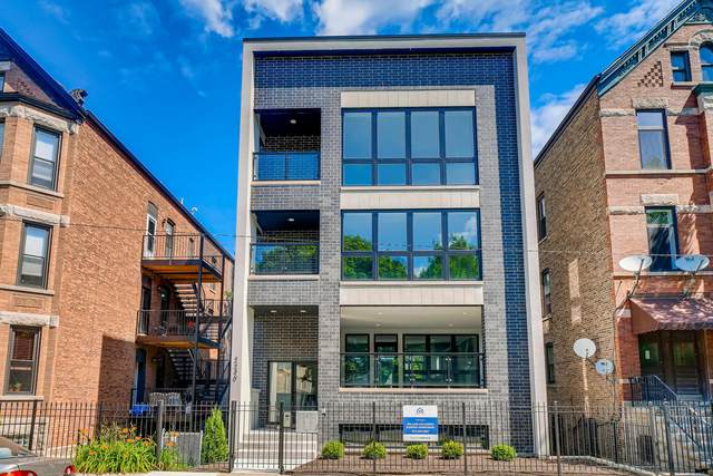 2240 W Medill Avenue #1, Chicago, IL 60647 (MLS #10943215) :: Angela Walker Homes Real Estate Group