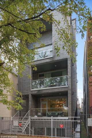 1232 N Noble Street #1, Chicago, IL 60642 (MLS #10943217) :: Angela Walker Homes Real Estate Group