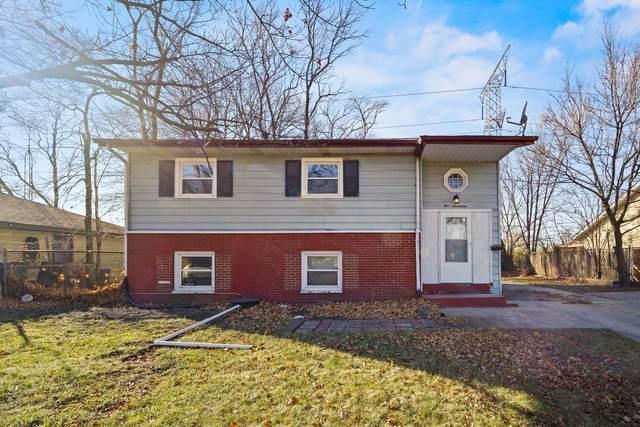 417 W Bellarmine Drive, Joliet, IL 60435 (MLS #10943241) :: Ani Real Estate