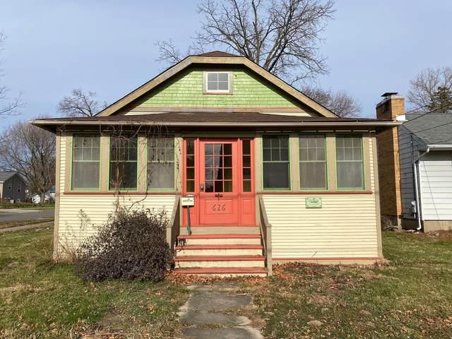 626 Orange Street, Elgin, IL 60123 (MLS #10943250) :: Janet Jurich