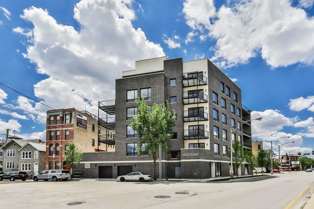 1157 W Erie Street 4E, Chicago, IL 60642 (MLS #10943254) :: Angela Walker Homes Real Estate Group