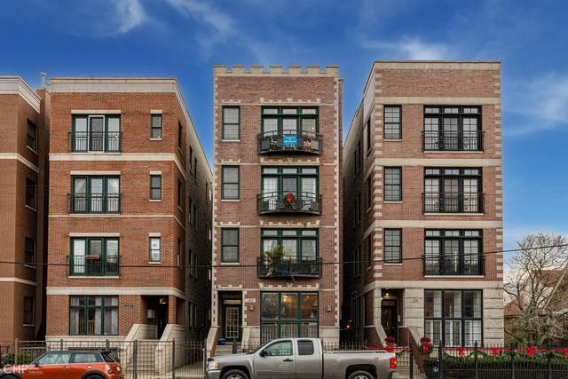 2637 W Belmont Avenue #4, Chicago, IL 60618 (MLS #10943274) :: BN Homes Group