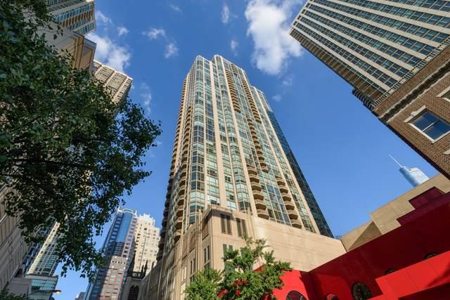 21 E Huron Street #3004, Chicago, IL 60611 (MLS #10943289) :: Ani Real Estate