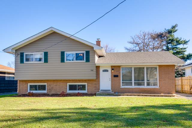 541 S School Street, Lombard, IL 60148 (MLS #10943297) :: BN Homes Group