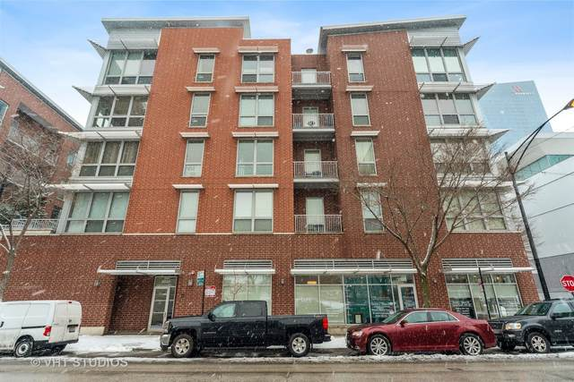 2035 S Indiana Avenue #403, Chicago, IL 60616 (MLS #10943334) :: BN Homes Group