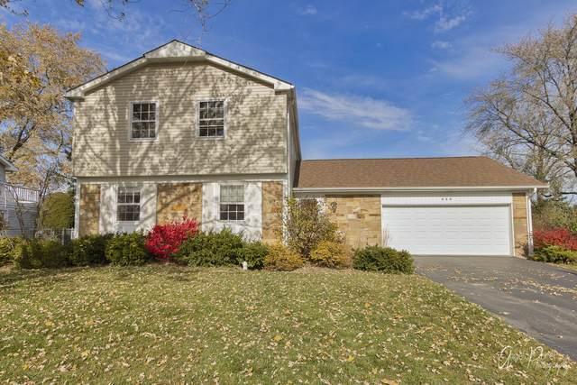 820 Woodhollow Lane, Buffalo Grove, IL 60089 (MLS #10943397) :: Littlefield Group