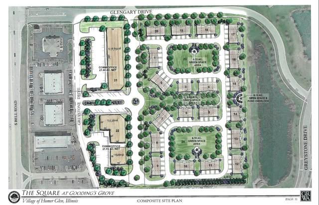 0 Greystone Drive, Homer Glen, IL 60491 (MLS #10943400) :: BN Homes Group