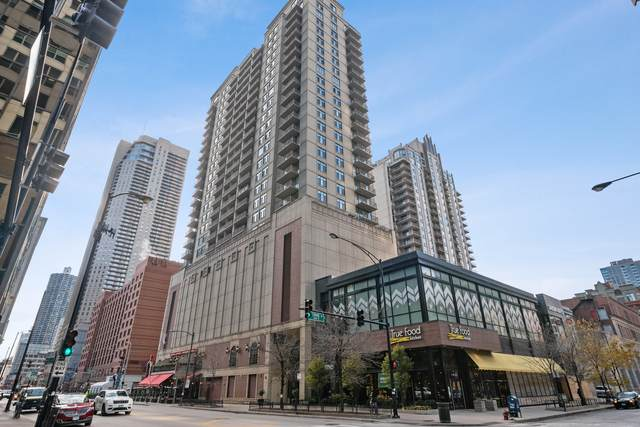 630 N State Street #1006, Chicago, IL 60654 (MLS #10943482) :: Property Consultants Realty