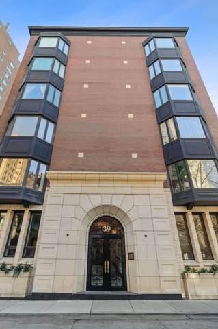 39 E Schiller Street 2W, Chicago, IL 60610 (MLS #10943503) :: Angela Walker Homes Real Estate Group